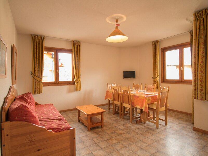 COM330M : Appartement dans quartier calme proche des navettes gratuites et de, casa vacanza a Bramans