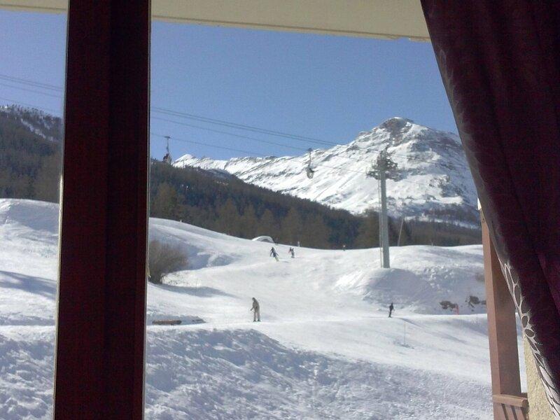 HVC233 : Appartement 4  personnes Val Cenis Lanslevillard, vacation rental in Bessans