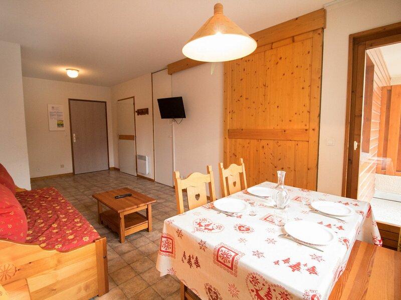 COM318M : Appartement dans quartier calme proche des navettes gratuites et de, casa vacanza a Bramans