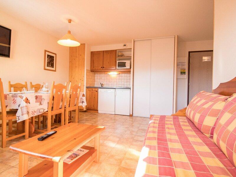 COM431M :Appartement dans quartier calme proche des navettes gratuites et de la, casa vacanza a Bramans
