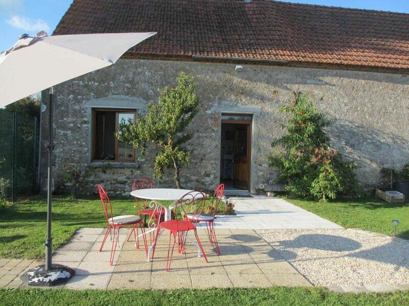 Les Places, location de vacances à Germigny-des-Pres
