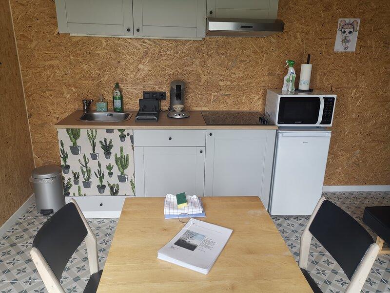 Studio 't Hoveke, alquiler de vacaciones en Roeselare