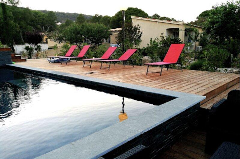 Les Jardins de Santa Giulia - chambres dhotes, location de vacances à Santa Giulia