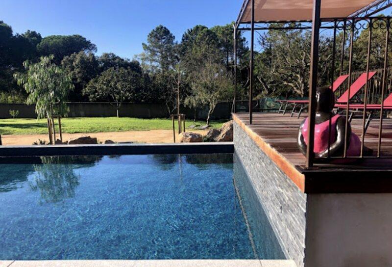 Les Jardins de Santa Giulia - charmante chambre dhote, location de vacances à Santa Giulia