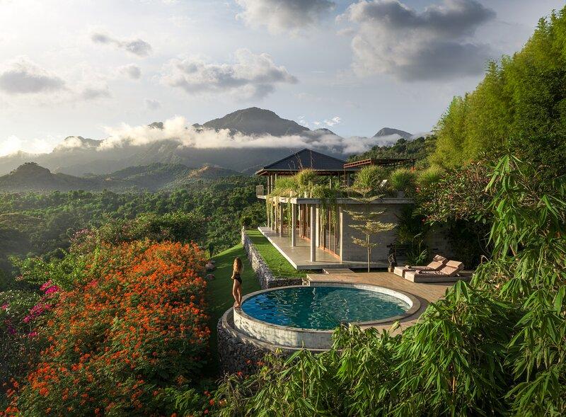 Villa Bali Mynah Sumberkima Hill Retreat, holiday rental in Melaya