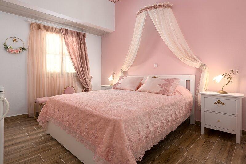 Marika's Deluxe Rooms - Room 3 – semesterbostad i Symi