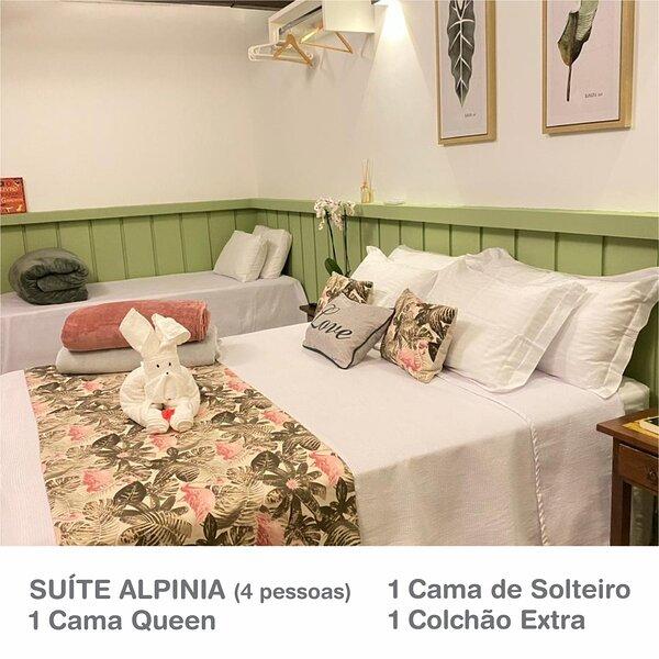 Sítio Bons Ventos, aluguéis de temporada em Paty do Alferes