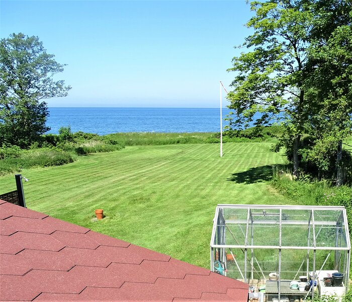 Sea View Cottage in Kalundborg for nature lovers, holiday rental in South Zealand