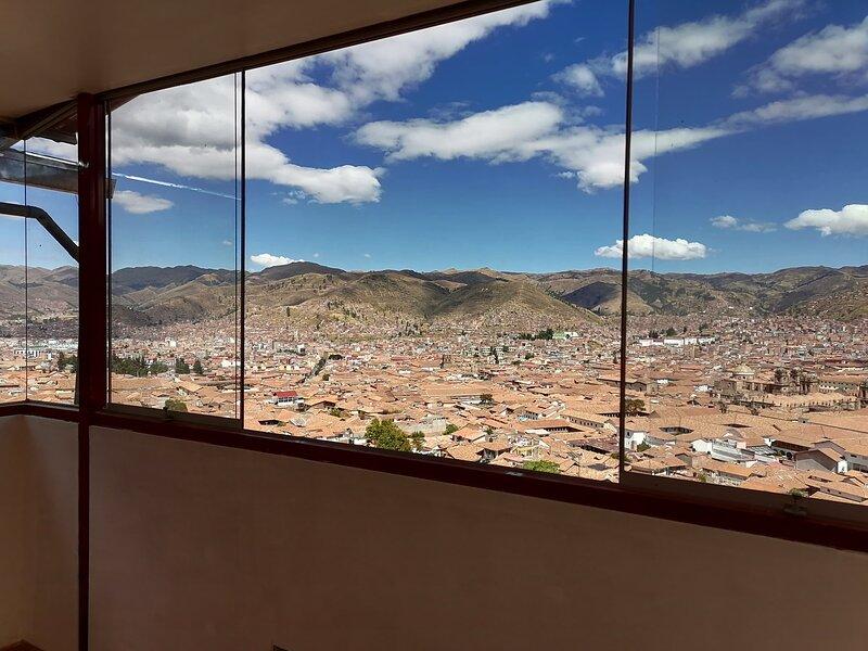San Blas view apartments, holiday rental in Lamay