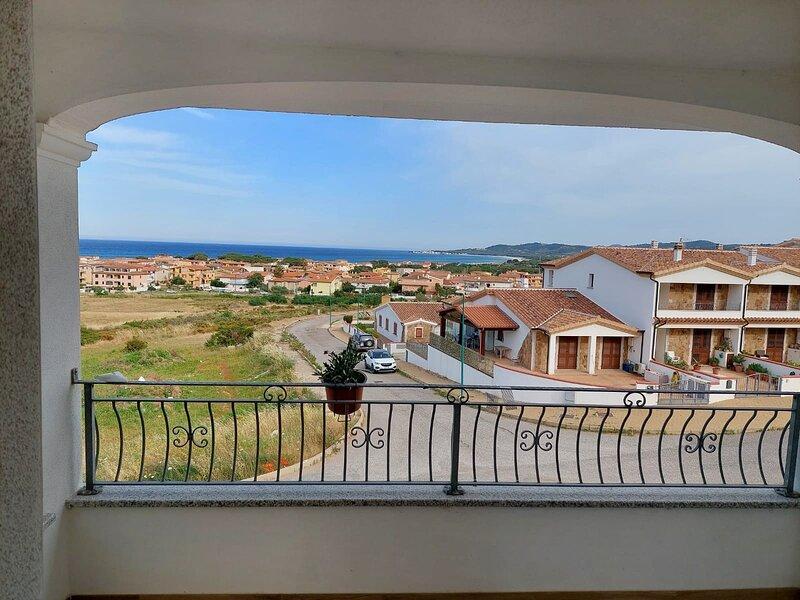 Appartamento Vista Mare 6pax, holiday rental in La Caletta