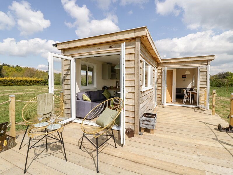 Malvern View Lodge, Pershore, vacation rental in Callow End