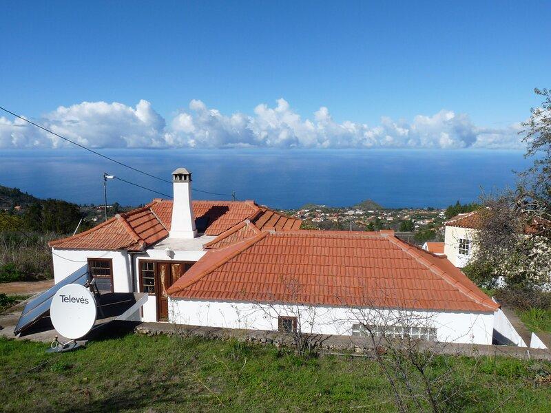 Finca La Paz in Puntagorda La Palma, aluguéis de temporada em Garafia