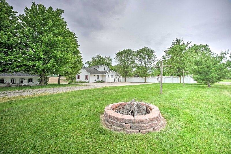 Exterior Space | Fire Pit