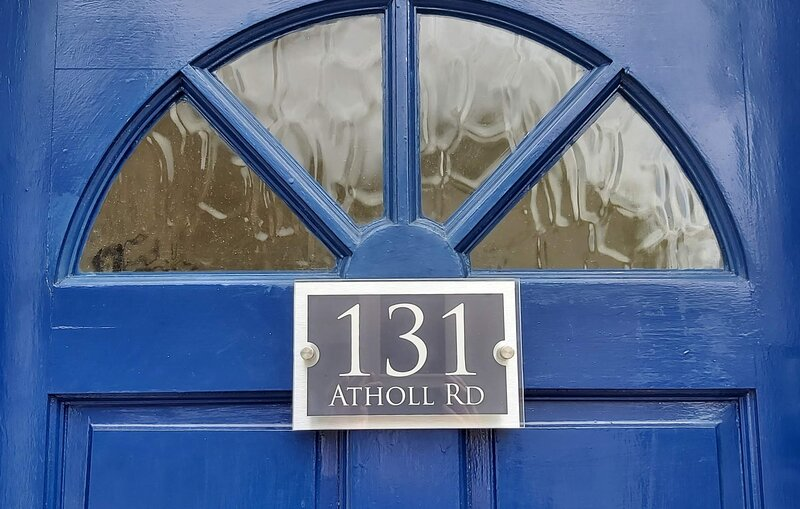 Atholl Rd Self Catering - 131, holiday rental in Blair Atholl