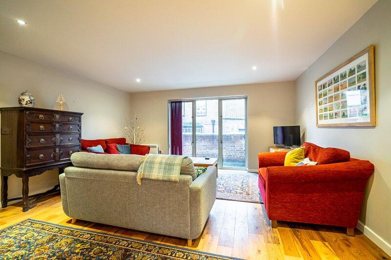 Minster Bells Apartment, alquiler vacacional en York