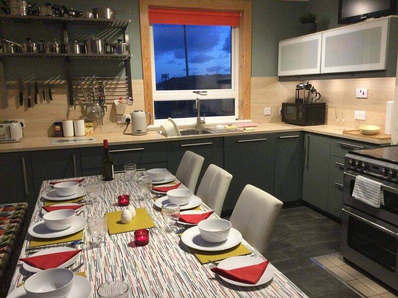 An-Caladh Berneray, holiday rental in Lochmaddy