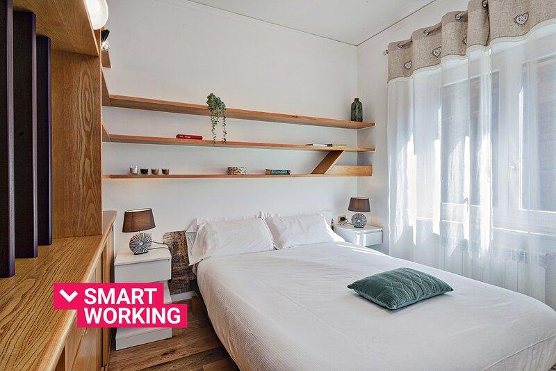 Smart House near Spianata Castelletto, holiday rental in Crocefieschi