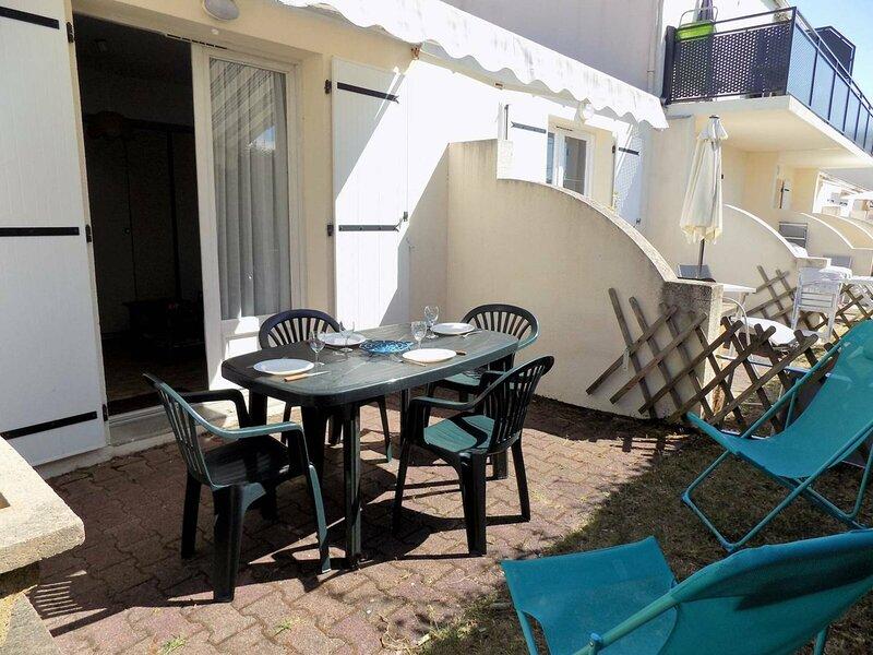 SAINT PALAIS SUR MER - APPARTEMENT - 5 MIN A PIED PLAGE DU PLATIN, holiday rental in Saint-Augustin