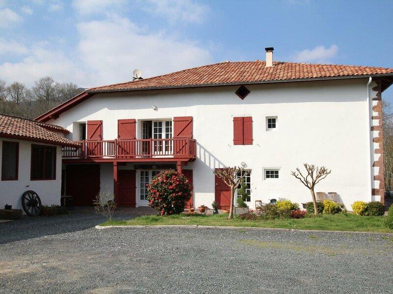 BASTANONDO, holiday rental in Bidarray