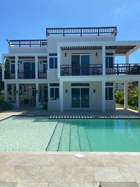 Yrie Beach Villa Negril Jamaica, aluguéis de temporada em Negril
