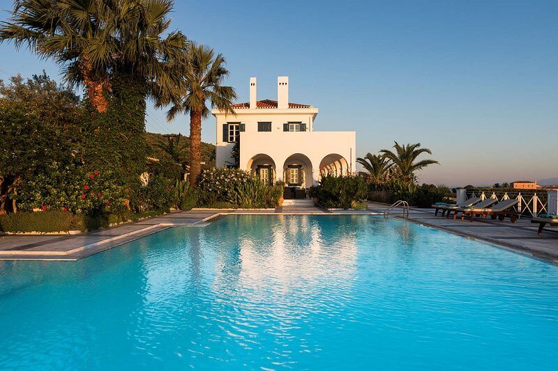 Villa Pegasus by Olive Villa rentals, holiday rental in Spetses Town