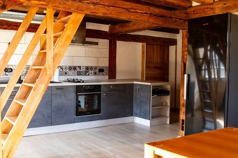 Schloss Mühlen - Large Apartment, location de vacances à Hechingen