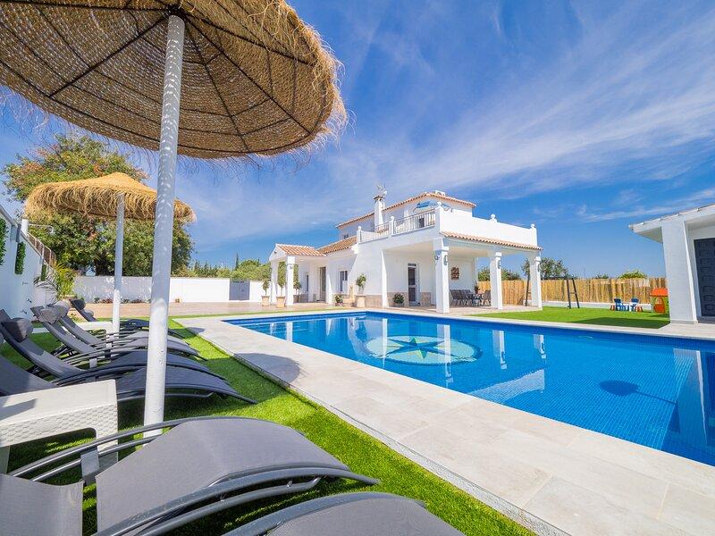Cubo's Villa Pilar, aluguéis de temporada em Alhaurin el Grande