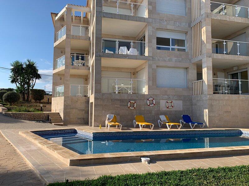 PARADISO MEDITERRANEO, holiday rental in Cala Figuera