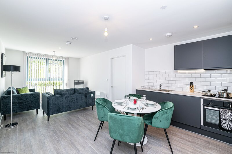 Apt 108 Insignia - 2 Bed, holiday rental in Manchester