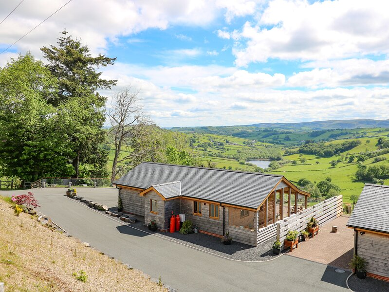 The Larches, Llanidloes, casa vacanza a Llangurig