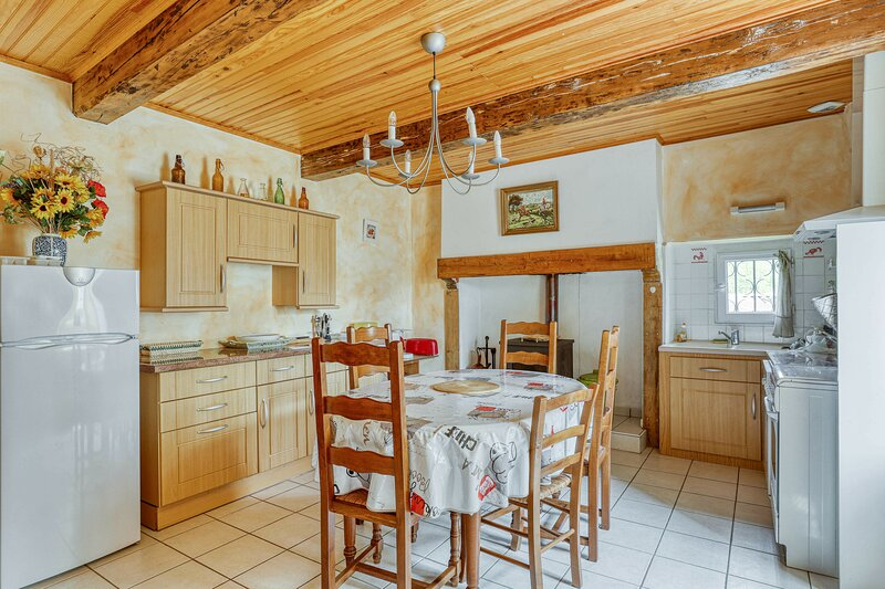 Amazing house with garden & terrace, holiday rental in Puycelci