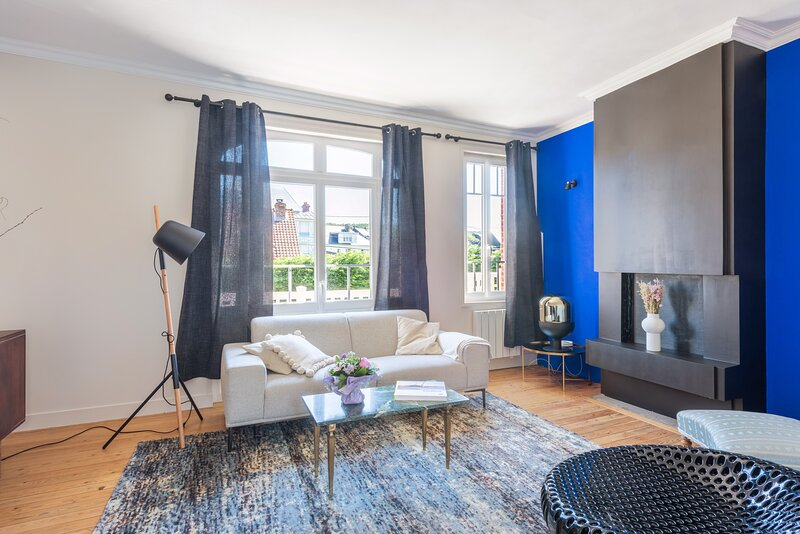 Maison Nice Roses - maison familiale proche plage, holiday rental in Eu