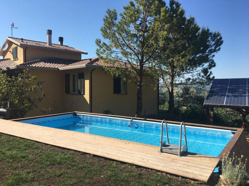 Casa Bellavista, location de vacances à Matelica