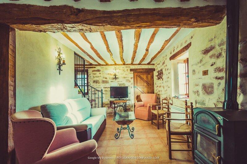 Casa del Palomar (Finca&Spa Vereda Real), holiday rental in Fuente-Higuera