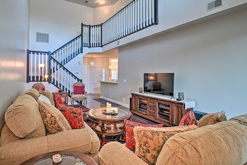 Myrtle Beach Townhouse in Legends Golf & Resort!, holiday rental in Forestbrook