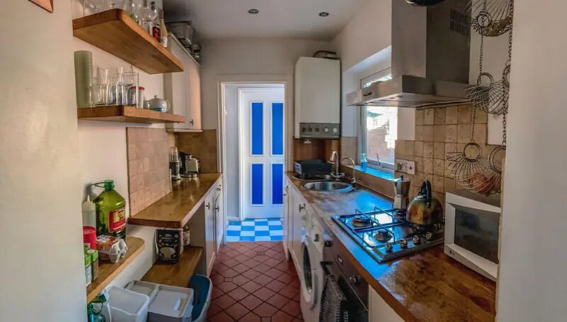 Victorian Cottage, late 1800's, original features, aluguéis de temporada em Richmond-upon-Thames