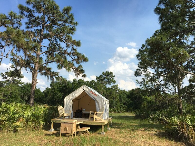 Tentrr Signature Site - LazyRanch, holiday rental in Mulberry