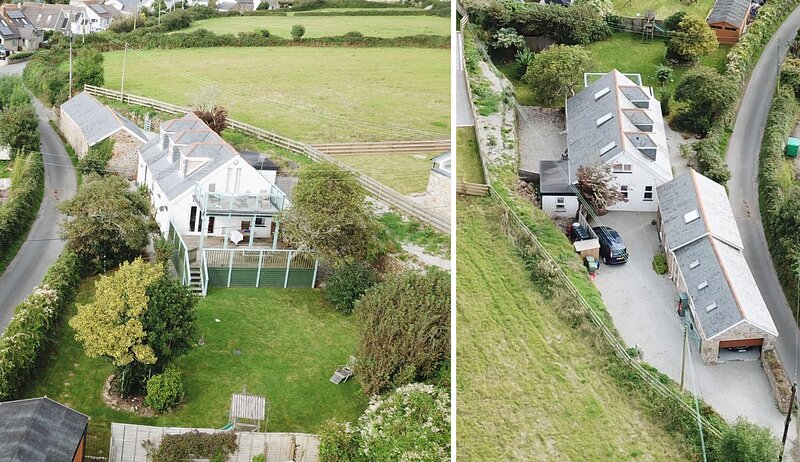 Gwern Cottages, holiday rental in Marazion