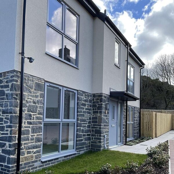Contemporary four bedroomed holiday rental, Craster, holiday rental in Craster