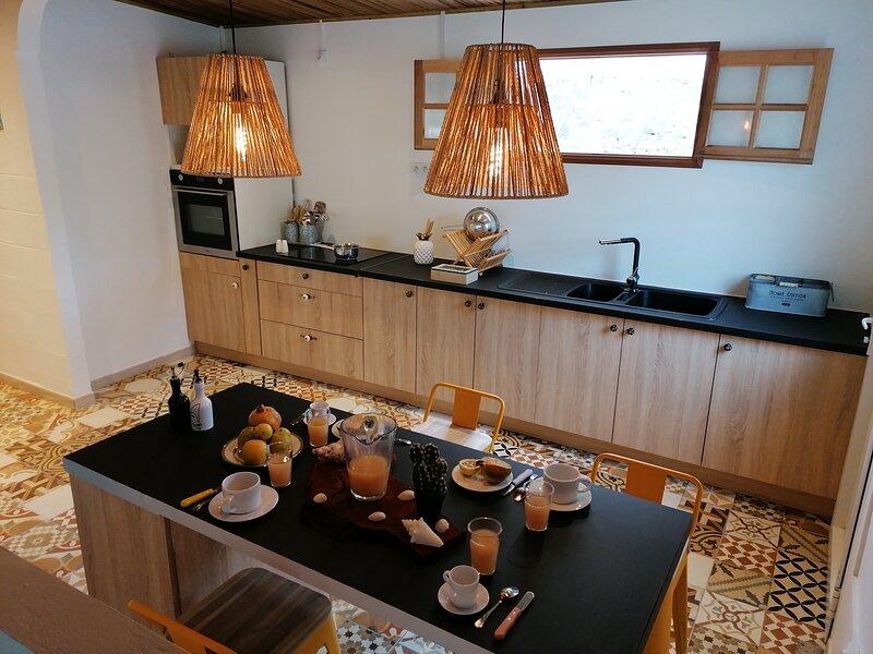 La Villa Niloa de Charme, vacation rental in Le Lorrain