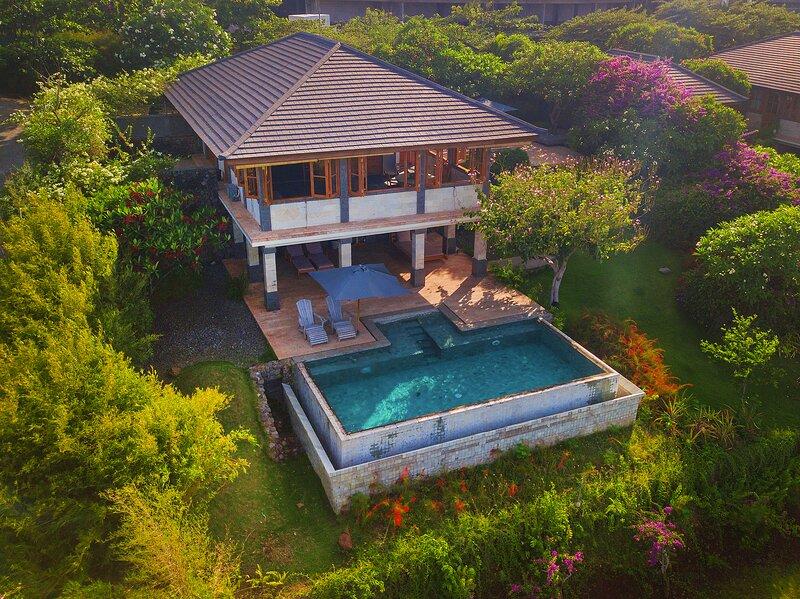 Villa Nandini, Sumberkima Hill, holiday rental in Melaya