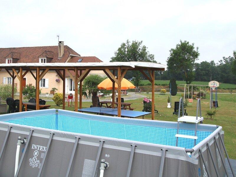 LE REFUGE DU GABAS, holiday rental in Luc-Armau