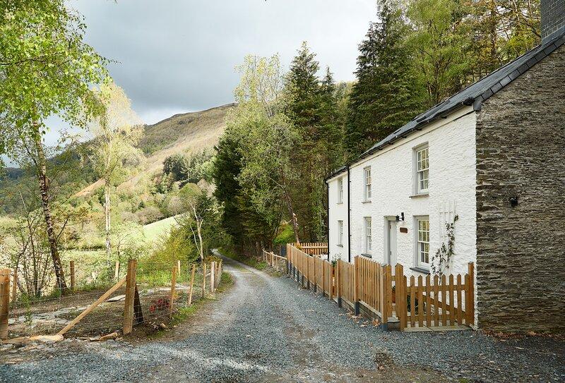 Troedrhiwfawr, location de vacances à Aberystwyth