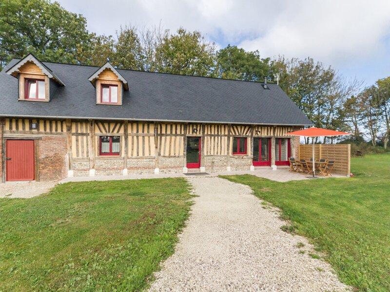 Le Pressoir, holiday rental in Criquetot-l'Esneval