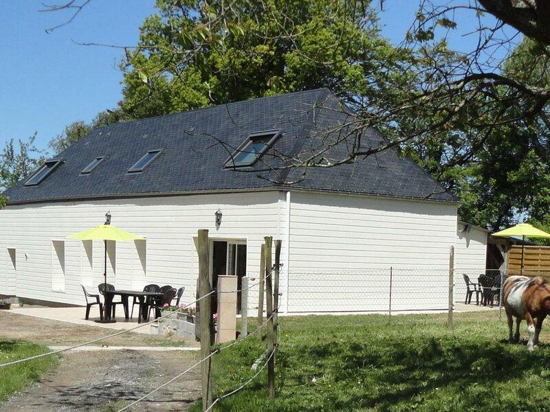 Le Verger, location de vacances à Sausseuzemare-en-Caux