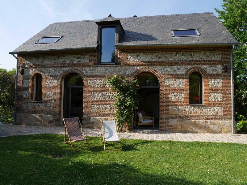 L'Escarpolette, vacation rental in Ouainville