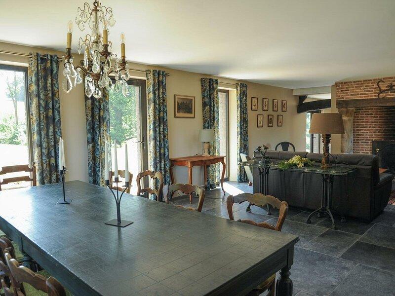 La Métairie, holiday rental in Allouville-Bellefosse