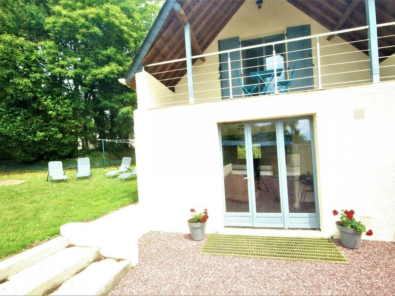 Location Gîte Saint-Jouin-Bruneval, 3 pièces, 4 personnes, holiday rental in Criquetot-l'Esneval