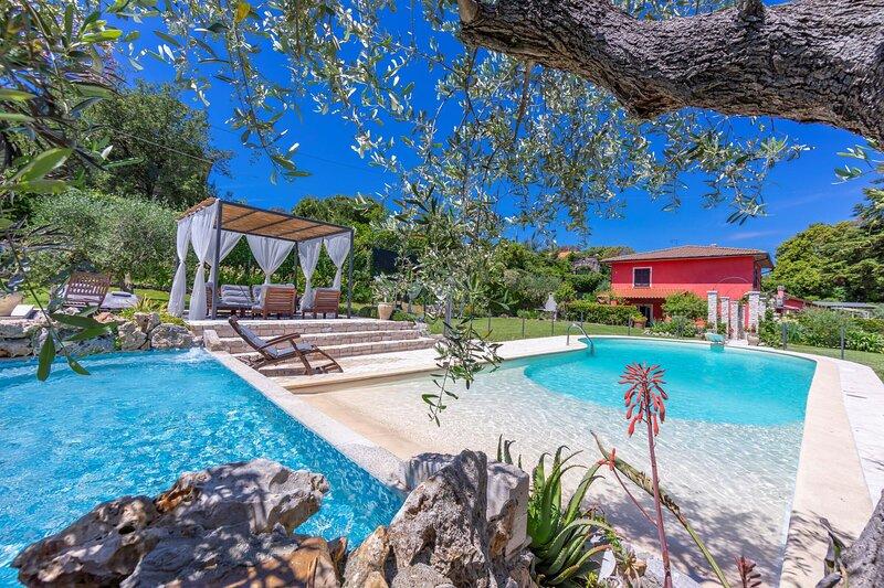 Casa Punta Bianca, aluguéis de temporada em Ameglia