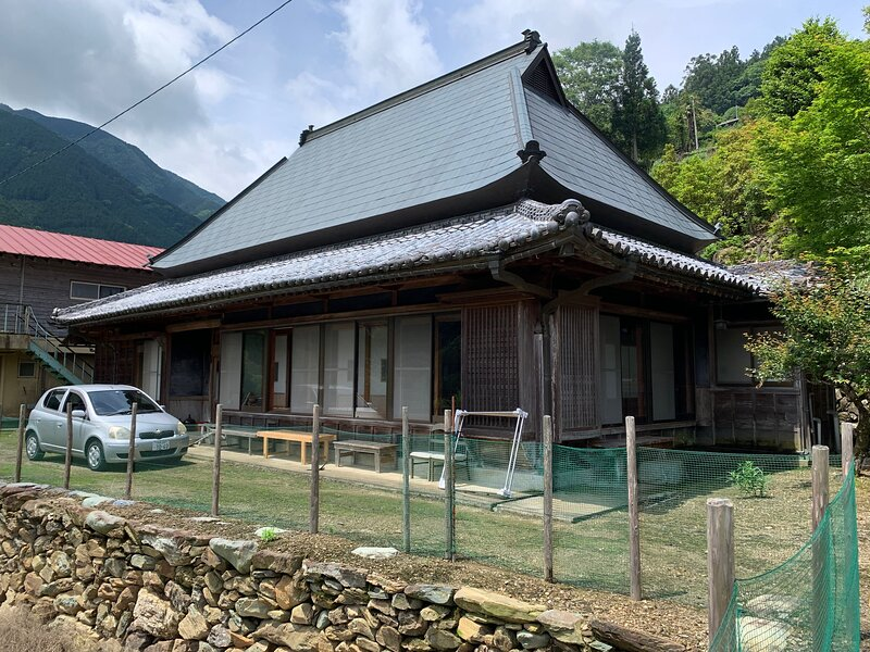 一棟貸 民宿 堂治 Japanese Antique Furnished House, casa vacanza a Shikoku